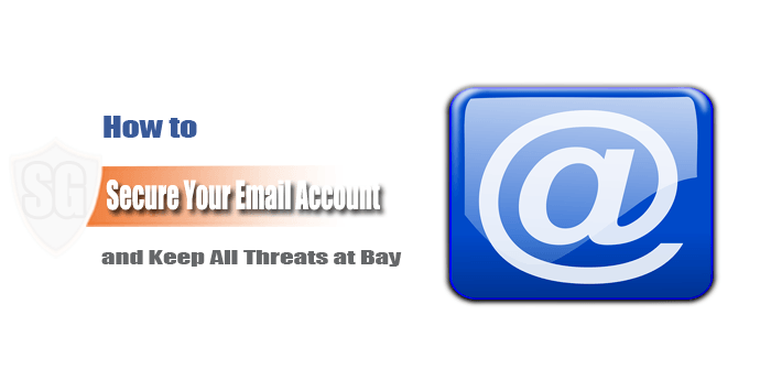how to create a secure email account