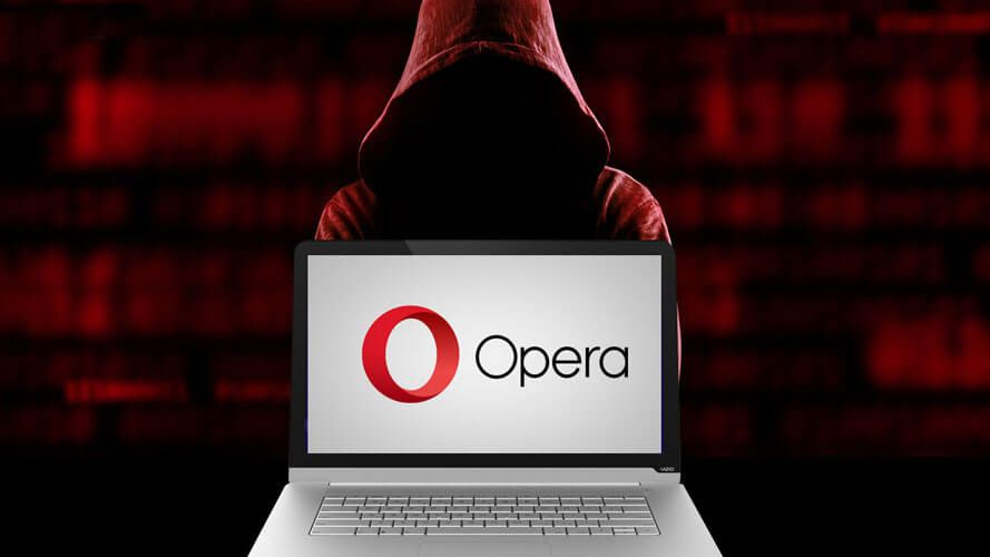 Opera's Cloud Sync Service Hacked, Users Passwords have Been Reset