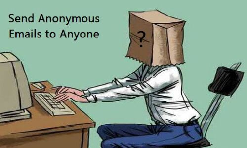 Anonymous Email Address: How To Get One