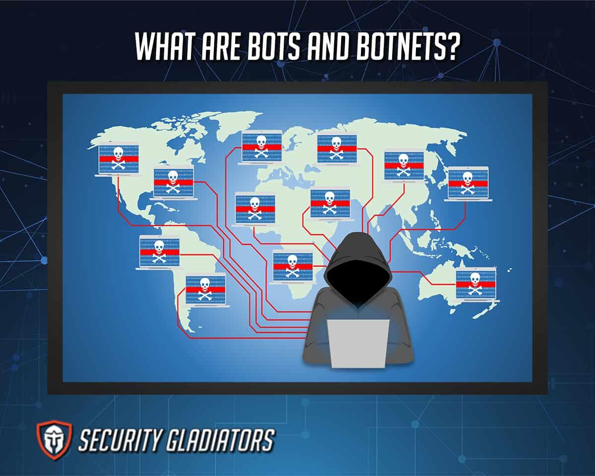 Bot and Botnet Definition