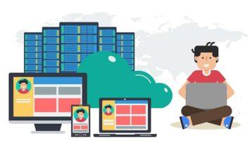 An image featuring safe DNS server concept
