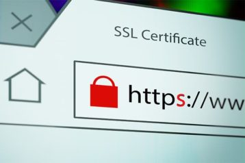 An image featuring downgrading HTTPS to HTTP concept