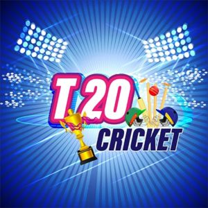An image featuring ICC T20 World Cup concept