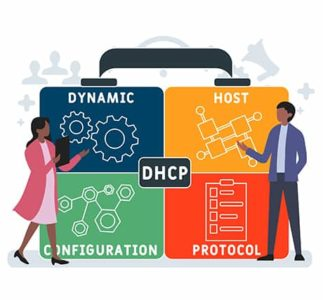 An image featuring DHCP concept