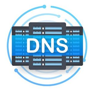 An image featuring secure DNS concept
