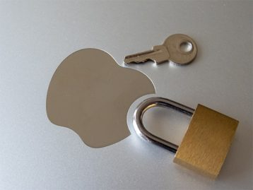 An image featuring iOS privacy concept