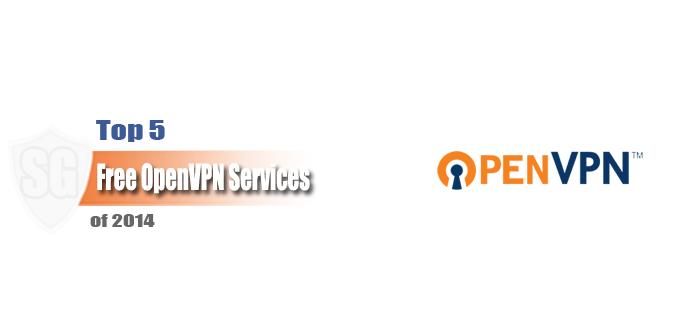 5 Best Free OpenVPN Service Providers