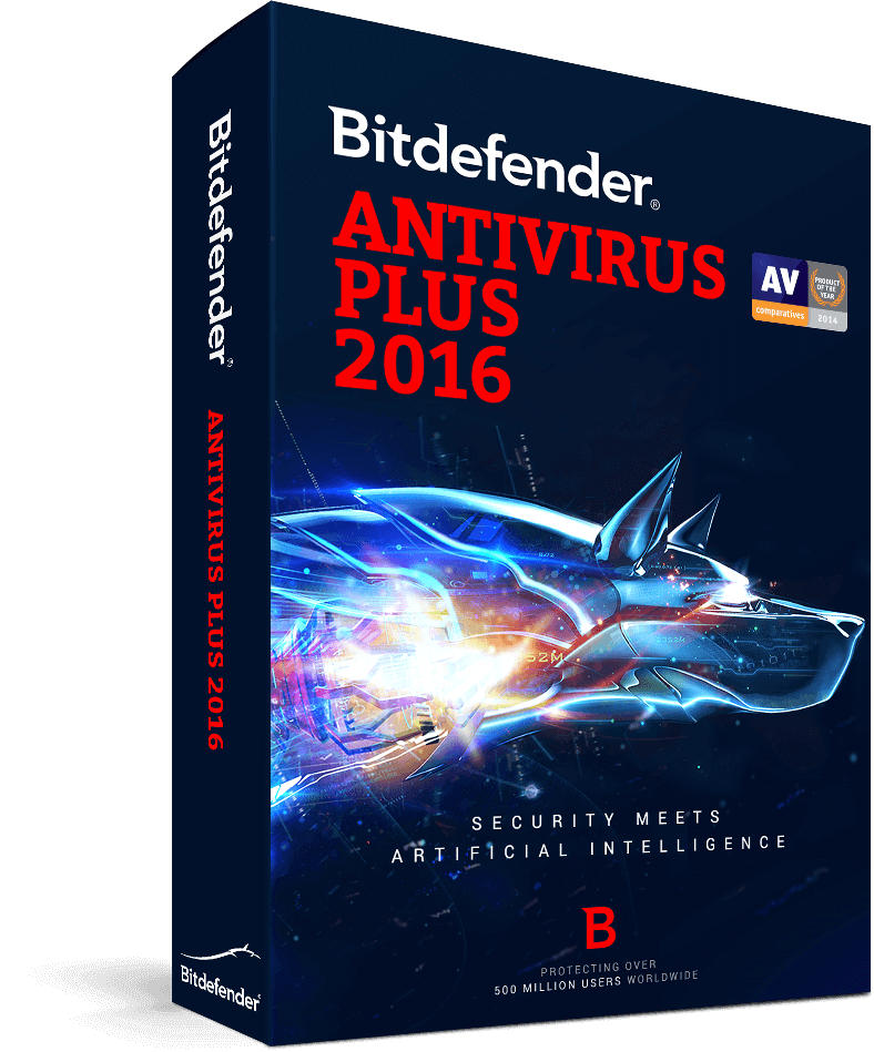 Bitdefender digital box