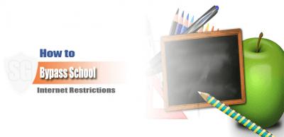 Bypass School Internet Restrictions
