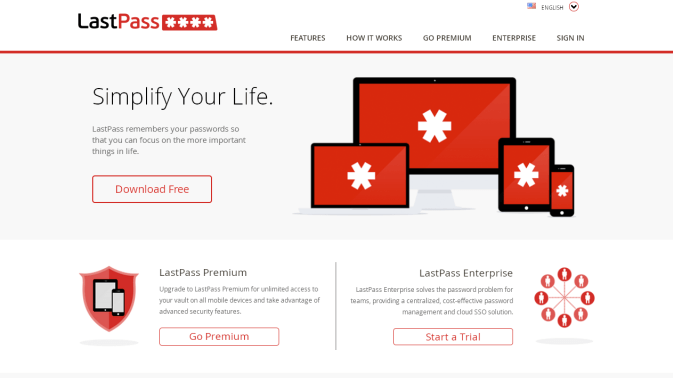 LastPass Tablet Security