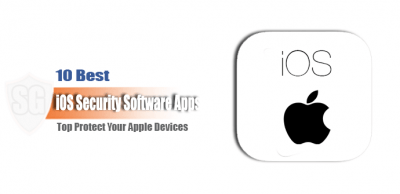 10 Best iOS Security Software Apps