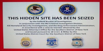 Feds Sank Silk Road 2.0 and impounded Over 400 website in a Dark web operation
