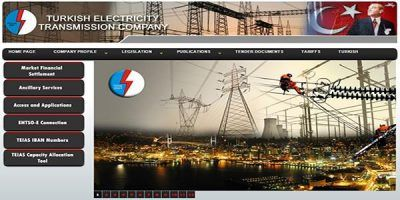 RedHack Hacked Turkish Electricity Transmission Company
