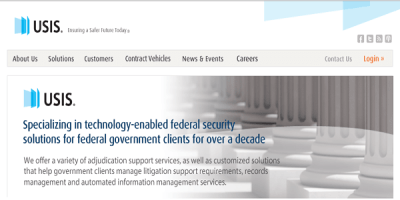Security breach at USIS undetected