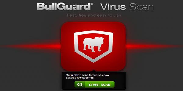 BullGuard Online Virus Scan