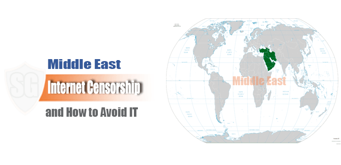 Middle East Internet Censorship
