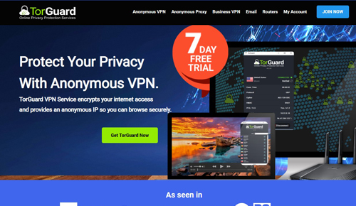 TorGuard VPN Featured Image