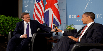David Cameron need Obama for Anti-Encryption Plans