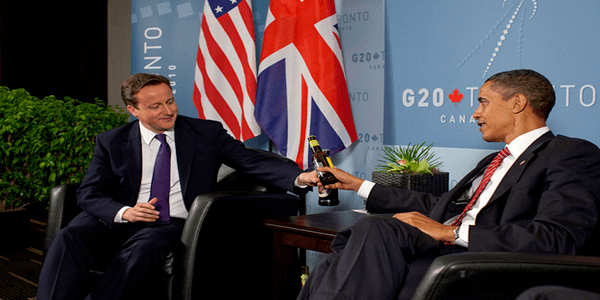 David Cameron need Obama for Anti-Encryption Plans