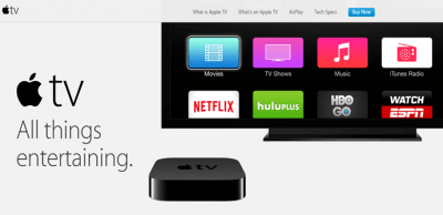 Setup a VPN on Apple TV