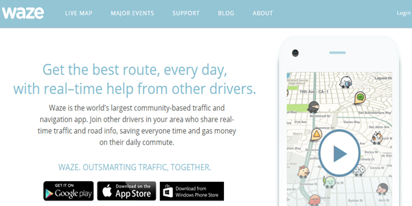 Waze App Can Be a Means of Stalking and Harming Police, Law Enforcement Spokesmen