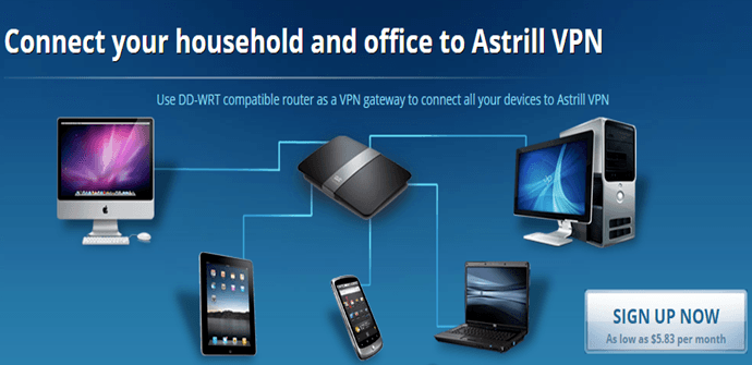 Astrill VPN Review | Security Gladiators