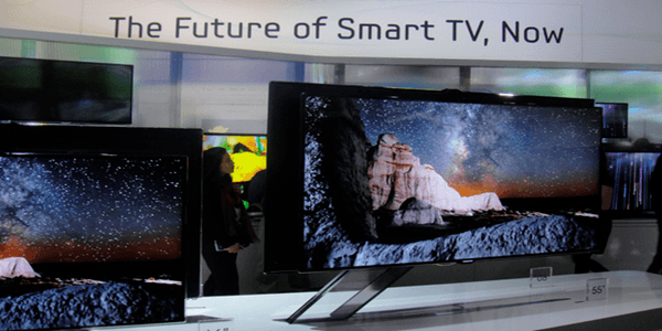 Privacy in danger as Smart TVs now capture and share private conversations.