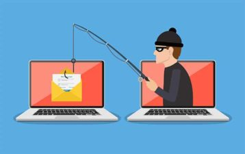 An image featuring a phishing concept