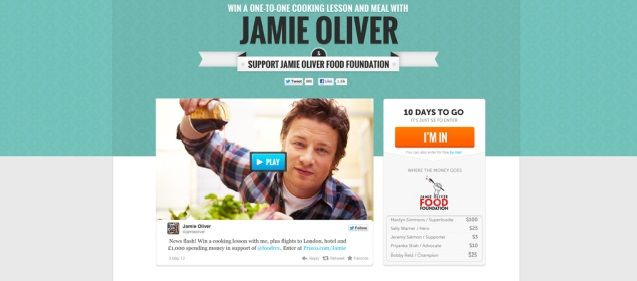 Jamie Oliver's site still infected with Malware after a whole month