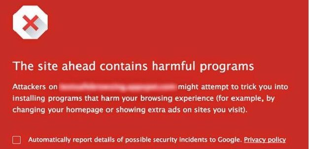 "Google Improves Chrome Security by Adding ""Site Ahead Contains Harmful Program"" Feature"