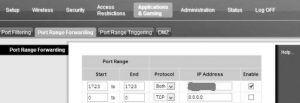 Router VPN IP Configuration win 8