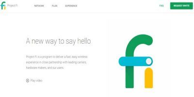Say Hello to Google's Project-Fi