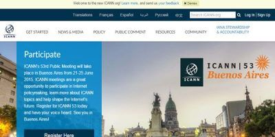 ICANN refuses to take steps against Pirate Websites