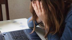 cyber bullying Internet crime