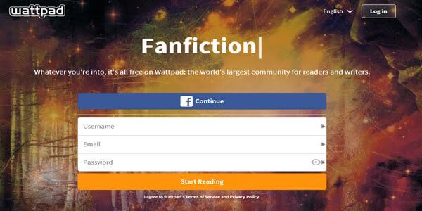 Writers community, Wattpad, have been hacked