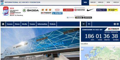 IIHF Championship 2016 online
