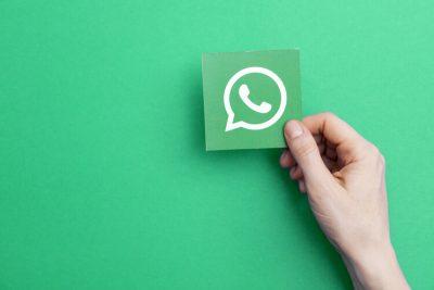 whatsapp paper logo