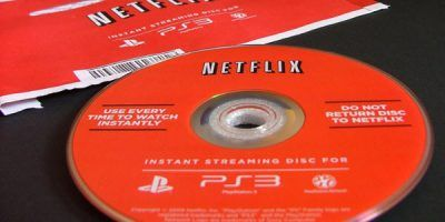 Netflix on PS3 outside US
