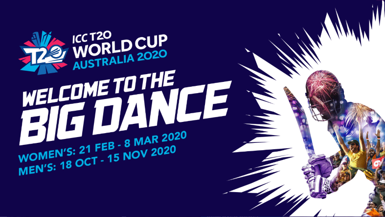 T20 World Cup Cricket Logo