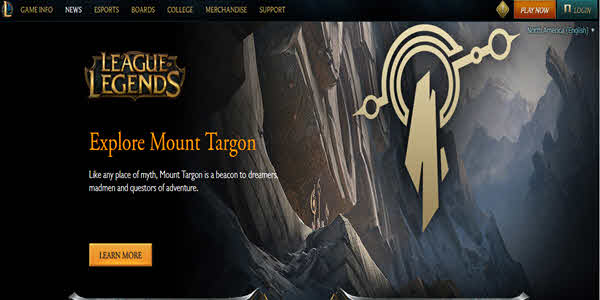 Unblock League of Legends