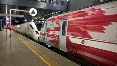 UK Rail Network Attacks