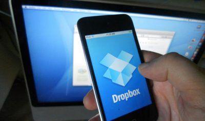 Dropbox-phone