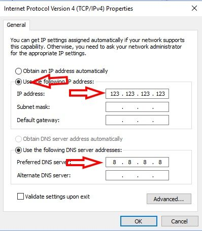How to Get Fake IP in 2019 & Change Your IP Address to
