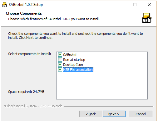 sabnzbd-setup-usenet