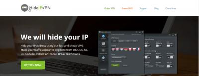 hideipvpn-homepage