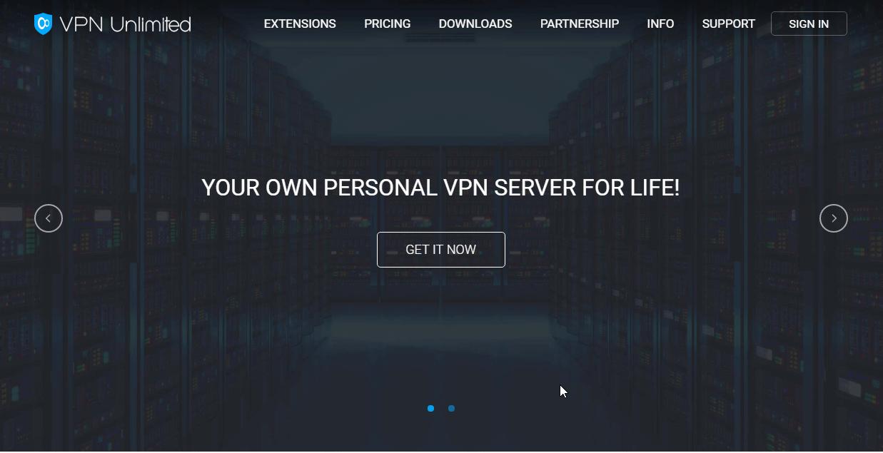 keepsolid-vpn-homepage