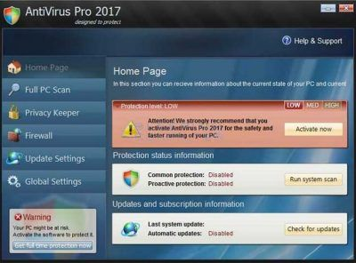 remove-antivirus-pro-2017