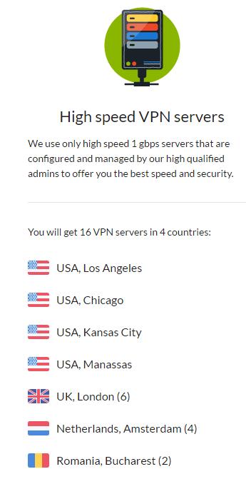 cactusvpn-servers
