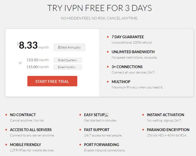 ivpn-pricing