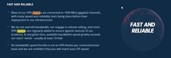 vpnac-servers